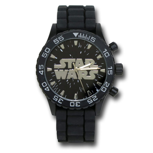 Star Wars Classic Logo Watch