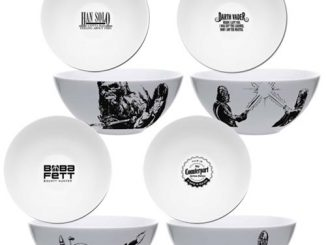 Star Wars Classic Soup Bowl Set