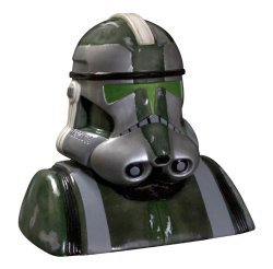 Star Wars Clone Commander Gree Cookie Jar