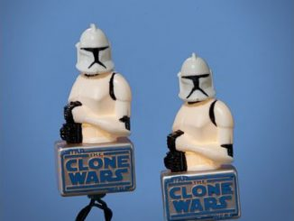 Star Wars Clone Wars Clone Trooper Light Set