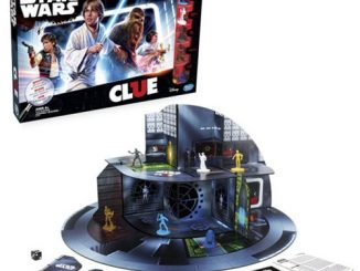 Star Wars Clue Game