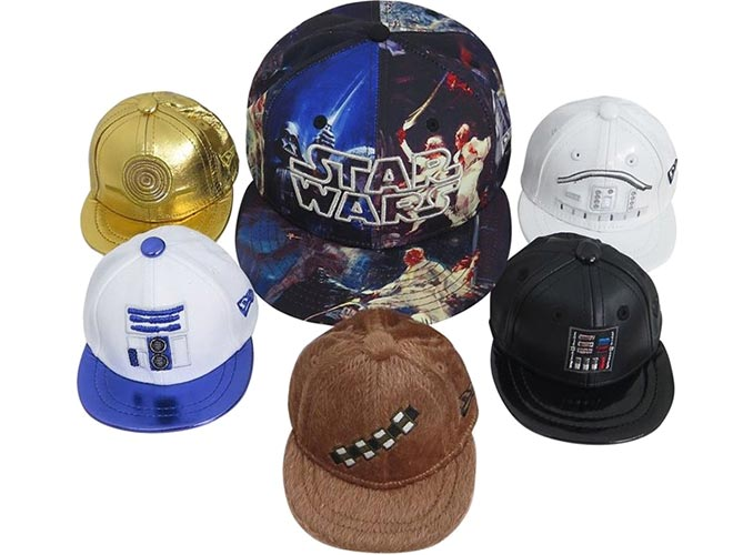 Star Wars Collectible Mini Hat Collection