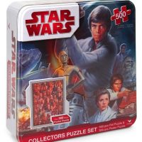 Star Wars Collectors Puzzle