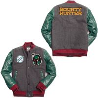 Star Wars Colored Boba School Jacket by Marc Ecko