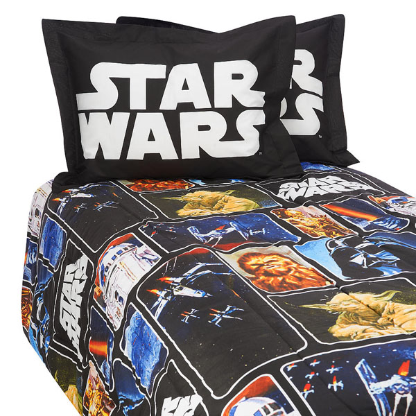 Star Wars Comforter Set