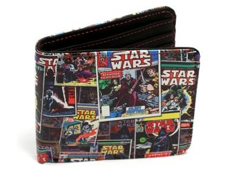 Star Wars Comic Book Bifold Wallet