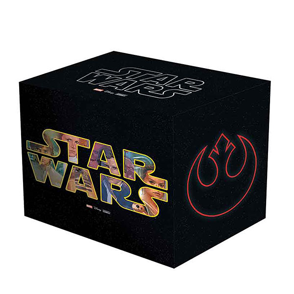 Star Wars Comic Box Set in Slipcase