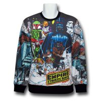 Star Wars Comic Hoth Ringer Sweatshirt