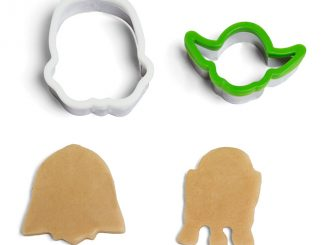 Star Wars Cookie Cutters 4-Pack