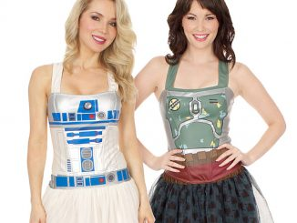 Star Wars Corset Top