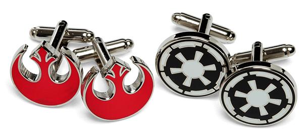 Star Wars Cufflinks