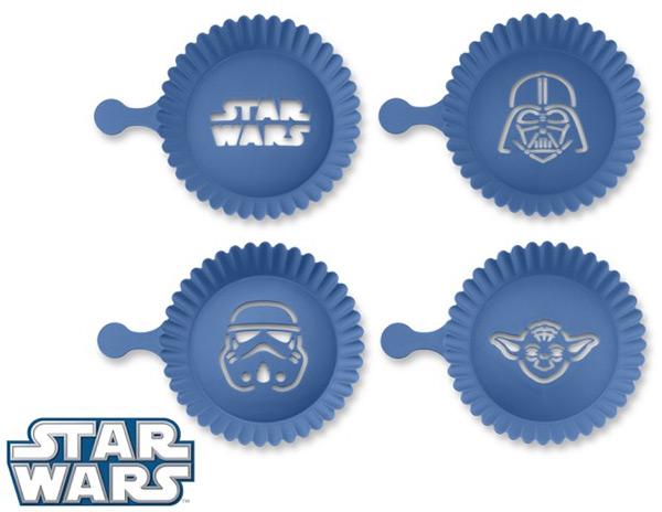Star Wars Cupcake Stencil Set