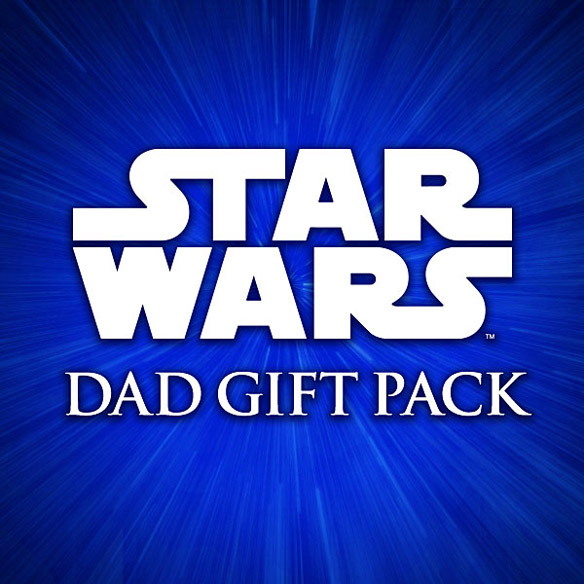 Star Wars Dad Gift Pack