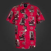 Star Wars Dark Side Aloha Shirt