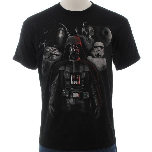 Star Wars Dark Side Group T-Shirt