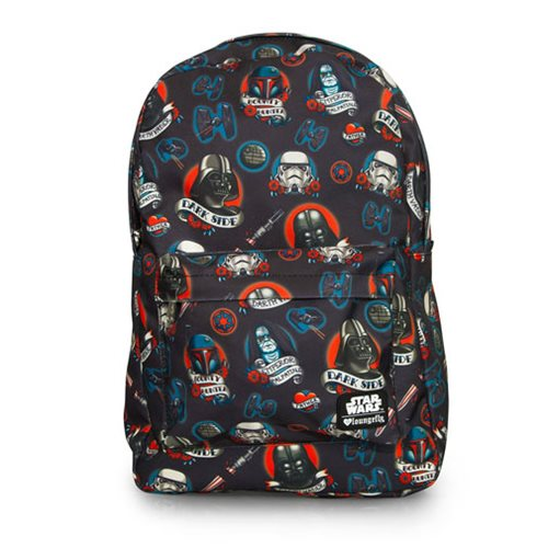 Star Wars Dark Side Tattoo Backpack