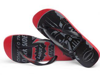 Star Wars Darkside Men's Flip Flops