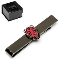 Star Wars Darth Maul Head Tie Bar