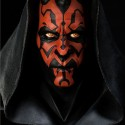 Star Wars Darth Maul Scale Bust