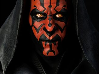 Star Wars Darth Maul Scale Bust