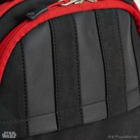Star Wars Darth Vader Backpack Close Up