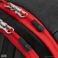 Star Wars Darth Vader Backpack Zippers