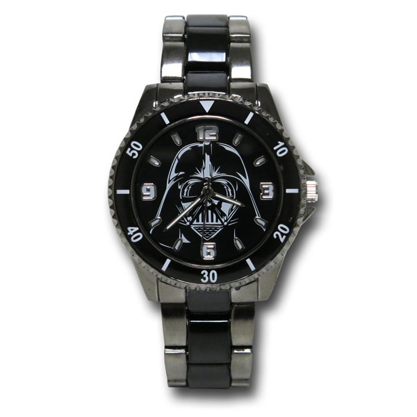 Star Wars Darth Vader Black Watch