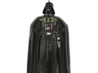 Star Wars Darth Vader Blown Glass Ornament