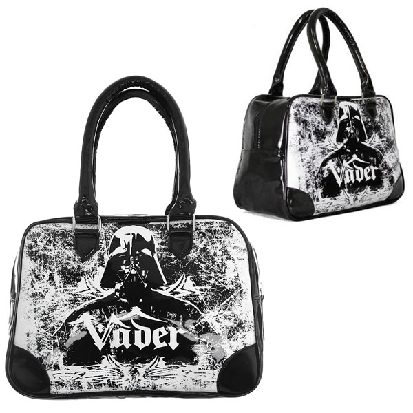 Star Wars Darth Vader Bowling Handbag Purse Star Wars Darth Vader Bowling Handbag Purse