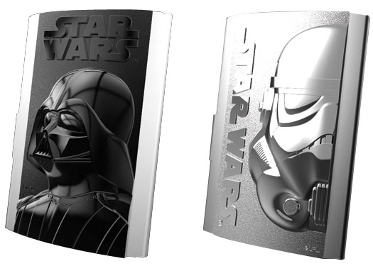 Star Wars Darth Vader Business Card Holder