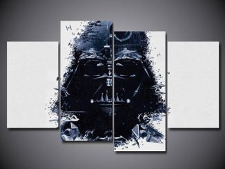 Star Wars Darth Vader Canvas Art