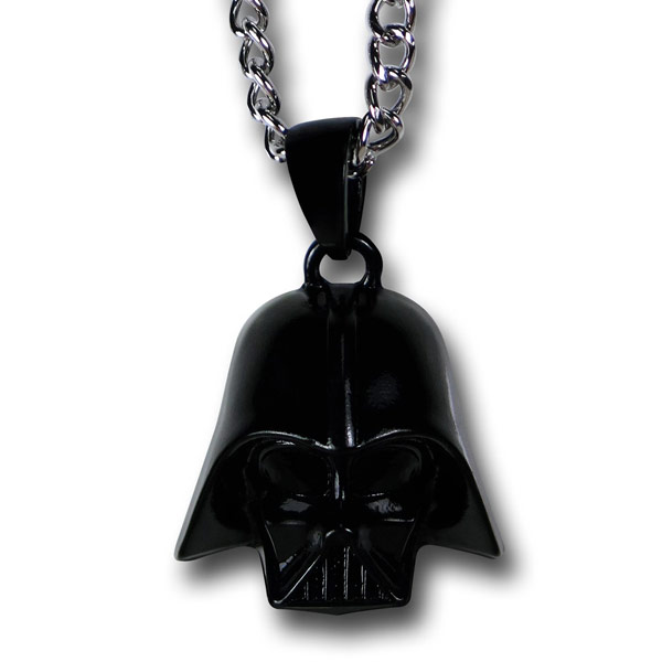 Star Wars Darth Vader Charm Necklace