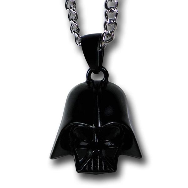 Star Wars Darth Vader Charm Necklace