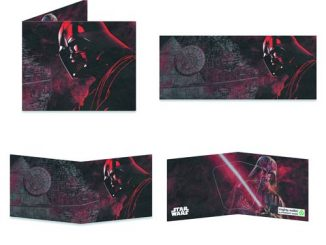 Star Wars Darth Vader Contemplating Mighty Wallet