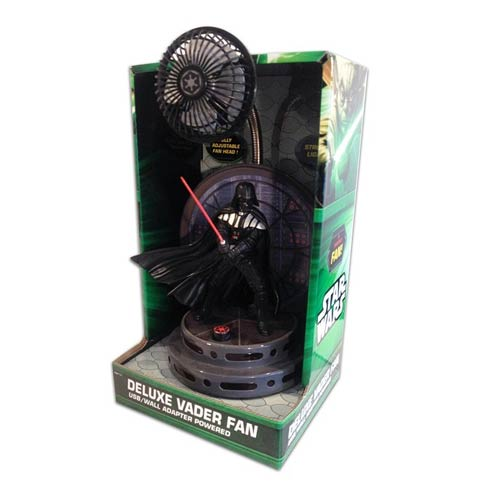 Star Wars Darth Vader Deluxe Desk Fan