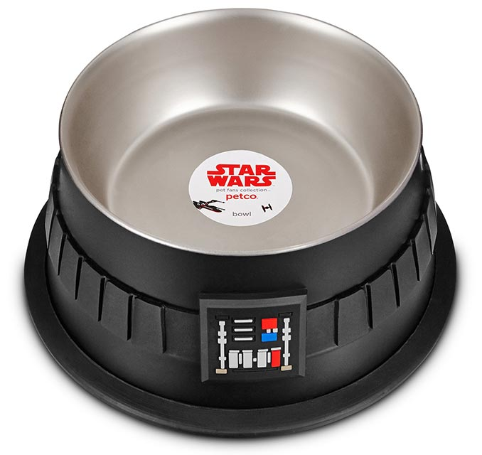 Star Wars Darth Vader Dog Bowl