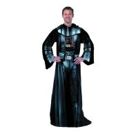 Star Wars Darth Vader Fleece Blanket with Sleeves