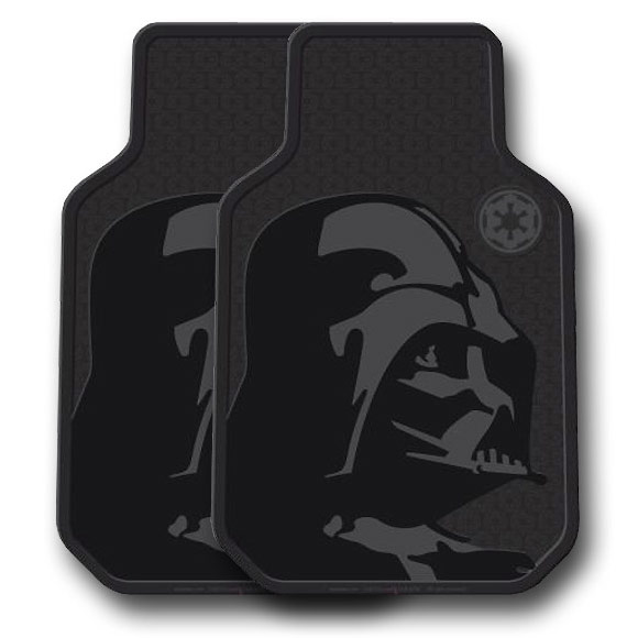 Star Wars Darth Vader Floor Mats