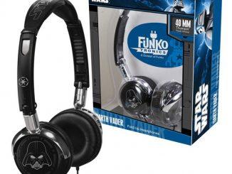 Star Wars Darth Vader Fold-Up Headphones