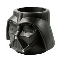 Star Wars Darth Vader Formed Foam Helmet Can Hugger