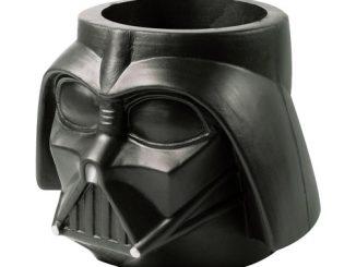 Star Wars Darth Vader Formed Foam Helmet Can Hugger