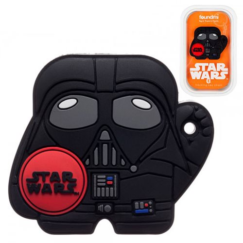 Star Wars Darth Vader FoundMi Bluetooth Tracker