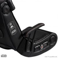 Star Wars Darth Vader Gaming Media Chair