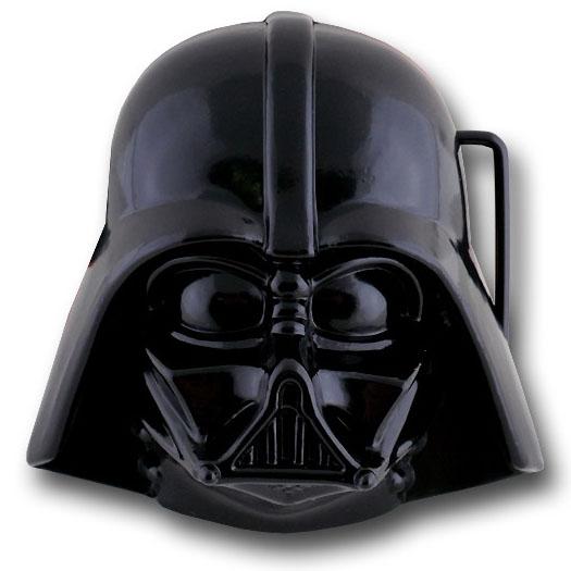Star Wars Darth Vader Head Belt Buckle