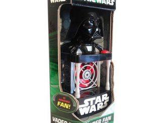 Star Wars Darth Vader Head Desk Fan