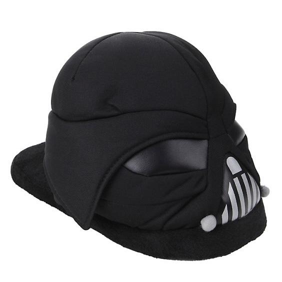 Star Wars Darth Vader Head Slippers