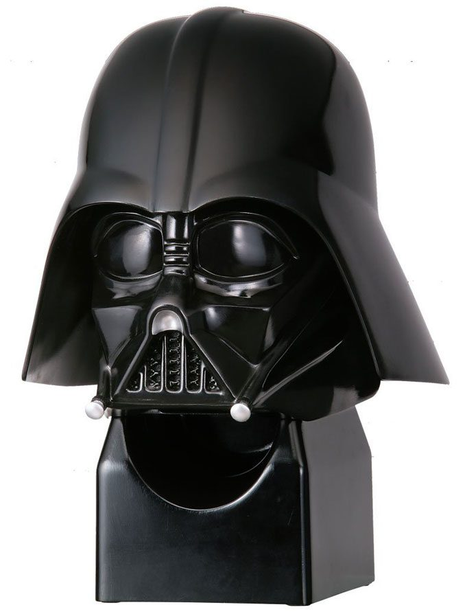 Star Wars Darth Vader Helmet Snack Dispenser