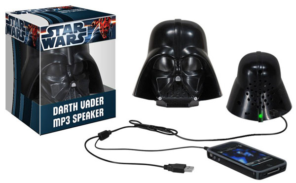Star Wars Darth Vader Helmet Speaker