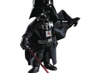 Star Wars Darth Vader Hybrid Metal Figuration Die-Cast Action Figure