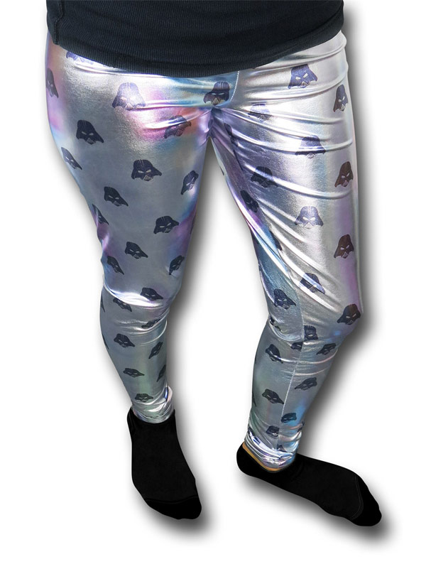 Star Wars Darth Vader Iridescent Leggings